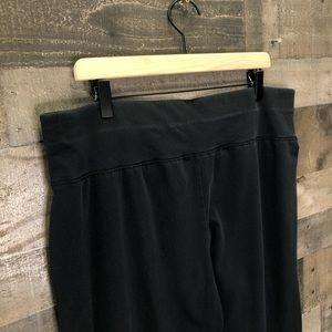 Livi Active Pants & Jumpsuits - Lane Bryant Livi Active Black Yoga Pants 18/20